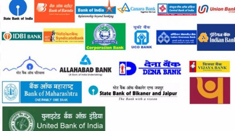 Government of India public sector banks in India. (Photo- FAVPNG)