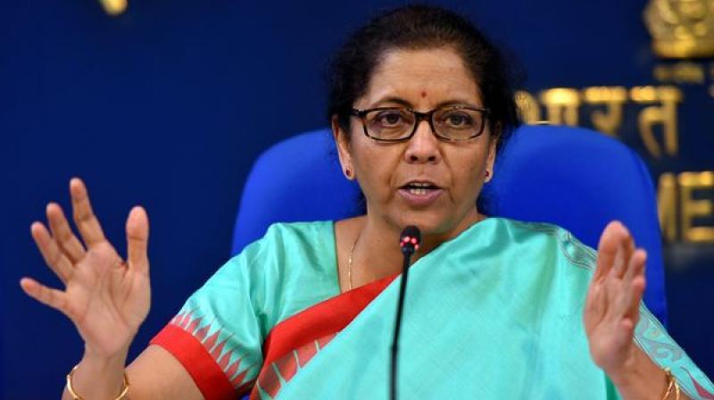 Corporate Affairs Minister Nirmala Sitharaman. (Photo- PTI)