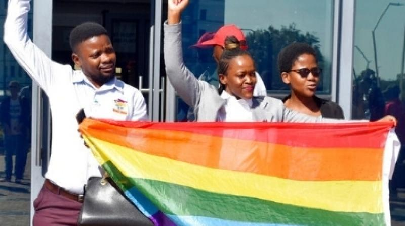 The case, which local media reported had been brought by a university student, argued the government should do away with the law in light of a changed society where homosexuality was more widely accepted. (Photo: AP)