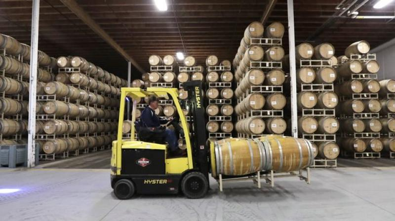 Washington wine has really increased in popularity. (Photo: AP)