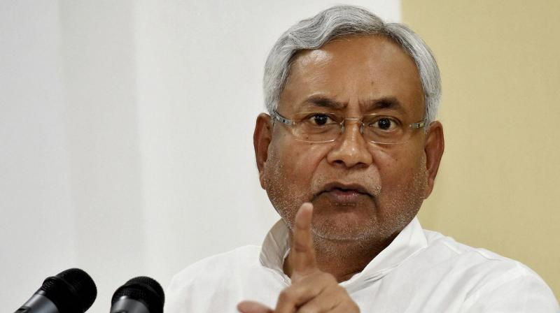 Bihar Chief Minister Nitish Kumar (Photo: PTI)