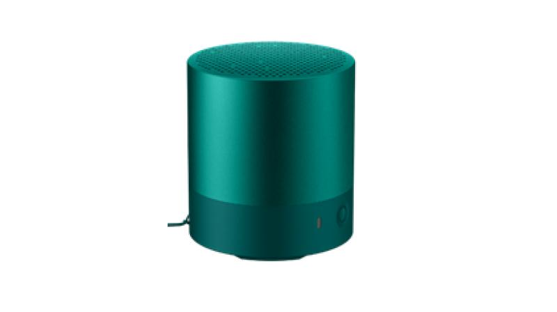 Huawei mini speaker weighs 101 gm, making it a suitable travel companion for music lovers.