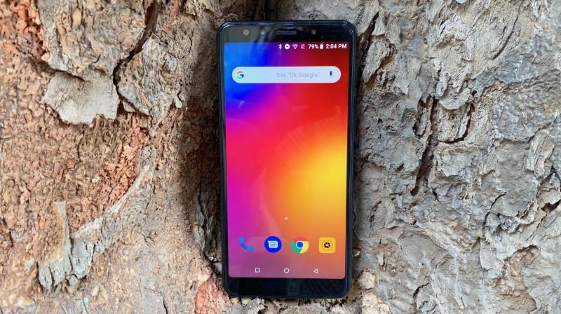 The stylish Lenovo K9 aims to disrupt the budget smartphone market.