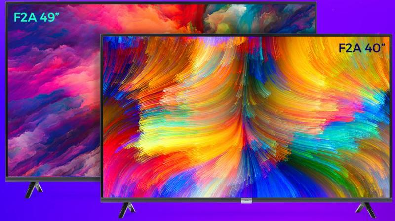 During 'iFFALCON TV Days', the brand will make 32F2A, 40F2A, and 49F2A – its full HD TVs under the F2A series – available at Rs 9,999, Rs 15,999, and Rs 27,999, respectively.