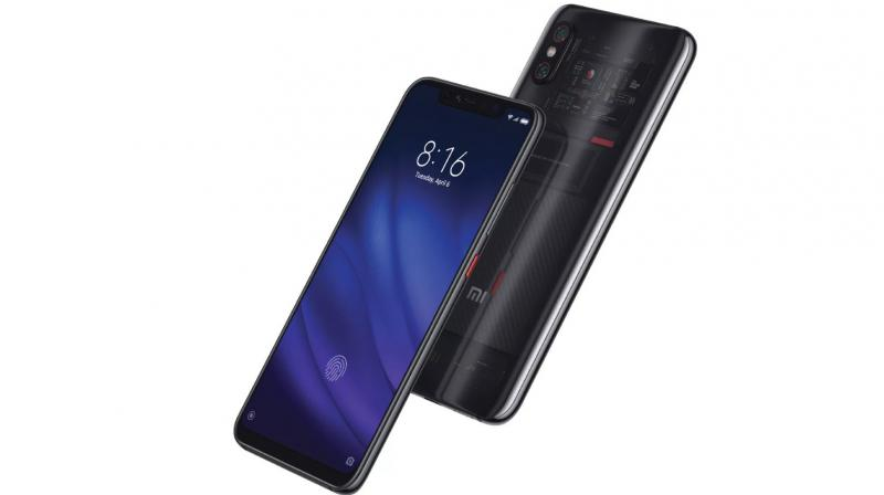 Xiaomi's UK product line-up is led by the Mi 8 Pro, which has a dual camera powered by artificial intelligence.