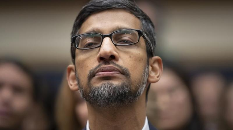 The award by Washington-based US-India Business Council (USIBC) would be conferred upon Indian-American Sundar Pichai and Nasdaq president Adena Friedman during the next week's 'India Ideas Summit'. (Photo: AP)