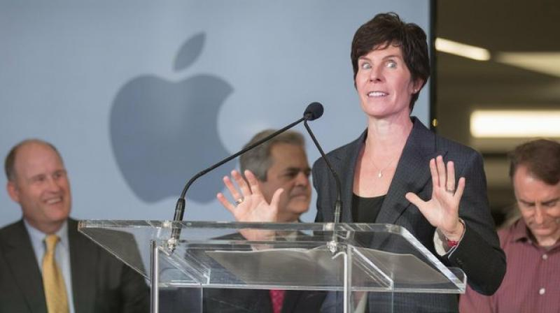 The decision comes 11 months after Apple CEO Tim Cook disclosed plans to open a major office outside California. (Photo: AP)