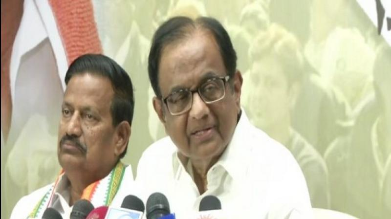 The Congress leader stressed that BJP is not unbeatable and said that the ruling party at the Centre can be defeated if all Opposition parties rally together. (Photo: ANI)