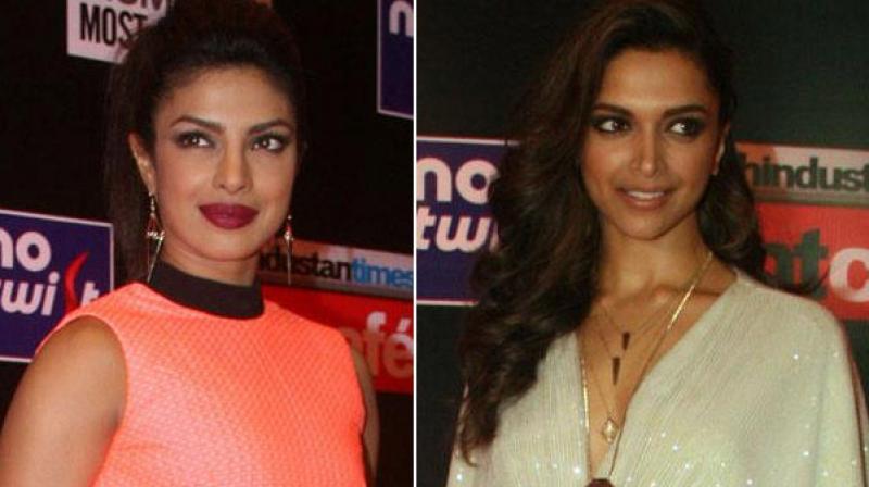 Priyanka Chopra and Deepika Padukone were among those who tweeted.