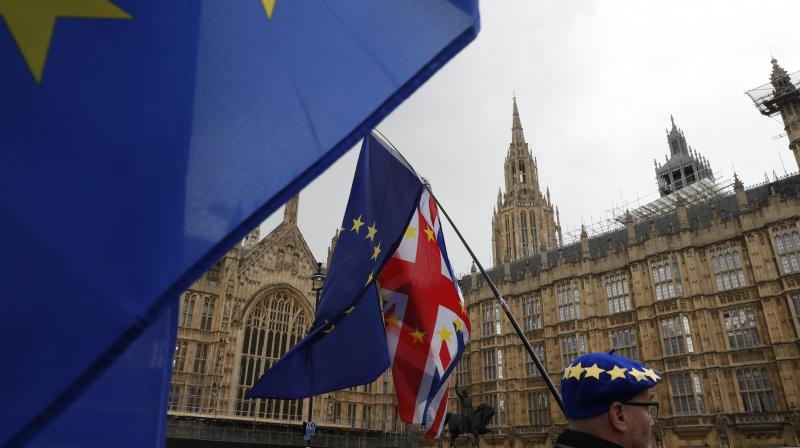 The House of Commons is holding its first Saturday sitting since the 1982 Falklands War to debate the terms of a divorce agreement Johnson struck with European Union leaders Thursday. (Photo: File)