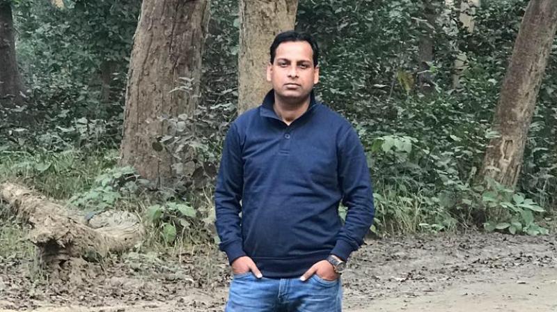 Vivek Tiwari (Photo: Facebook Screengrab | vivek.tiwari)