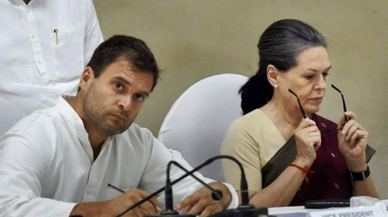 Swami had accused the Gandhis and others of conspiring to cheat and misappropriating funds.