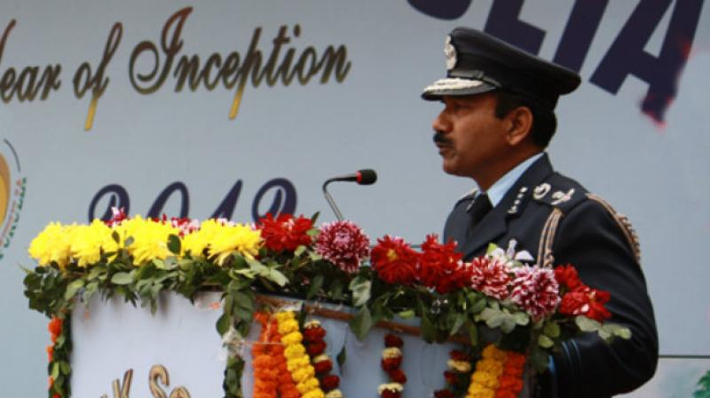 Air Chief Marshal Arup Raha. (Photo: PTI)