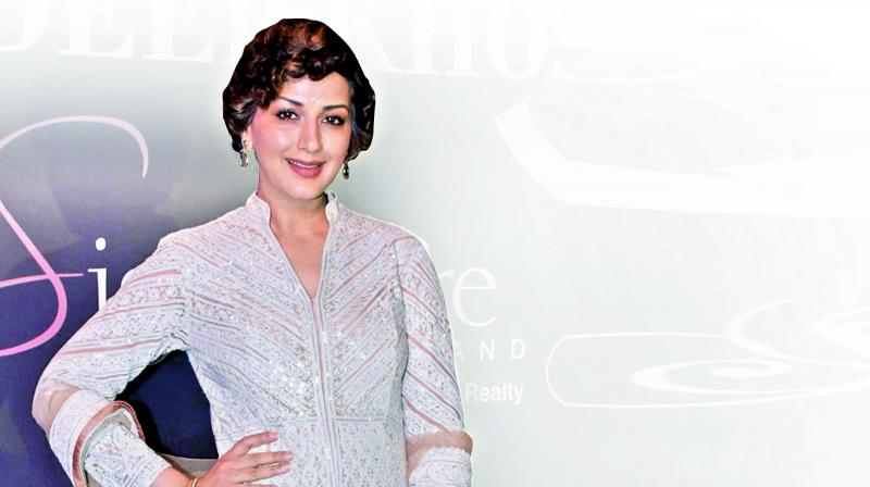 Sonali Bendre battled cancer and emerged  victorious