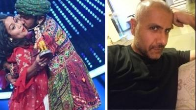 Vishal Dadlani Reacts On Twitter Over Candidate Who Forcefully Kissed Neha Kakkar Read