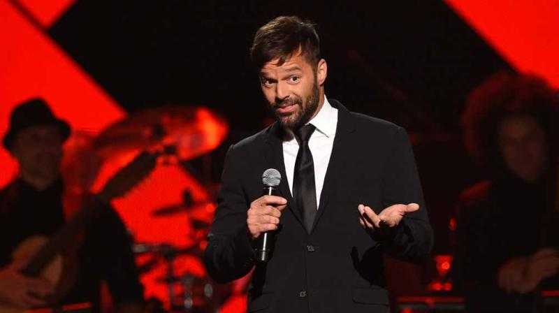 Ricky Martin's last video to release was 'Vente Pa' Ca' last year. (Photo: AFP)