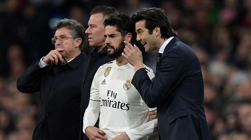 During Zidane's nine-month hiatus from coaching, Isco went from title-winner to soccer outcast.  (Photo: AFP)