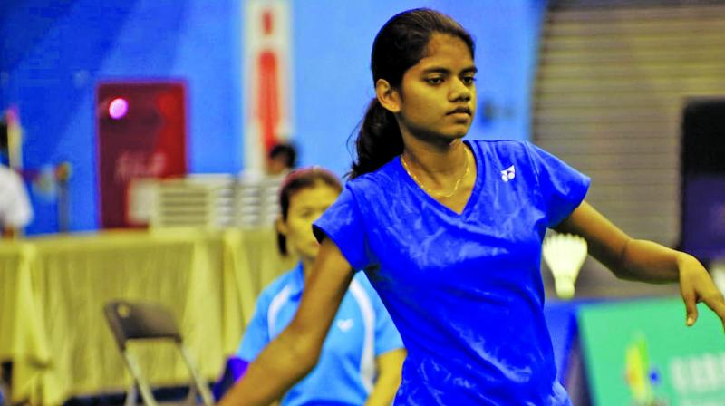 Madurai girl Jerlin Anika is the reigning World Deaf Youth badminton champion.
