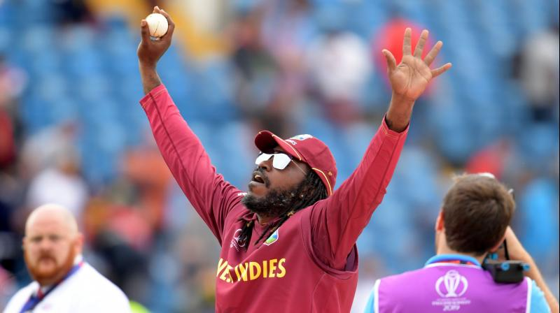 Gayle also appealed the size of his payout, seeking an increase.  A New South Wales court dismissed both appeals. (Photo: AFP)