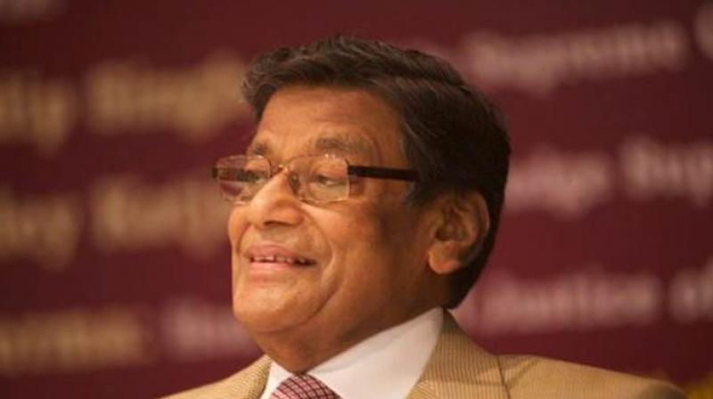 Venugopal said from the very beginning, there has been conflict a between Parliament and the executive on one hand, and judiciary on the other, and it was not proper for the court to believe that unless they interfere, the country is doomed. (Photo: File)
