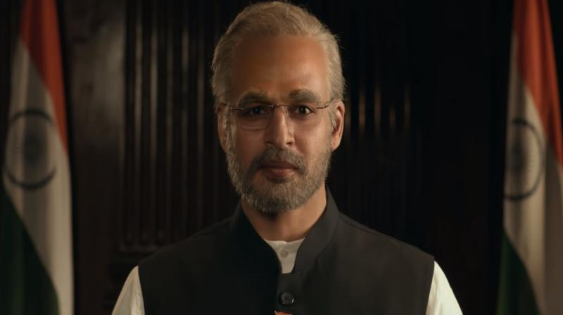 PM Narendra Modi biopic: Vivek Oberoi dresses as PM at trailer launch