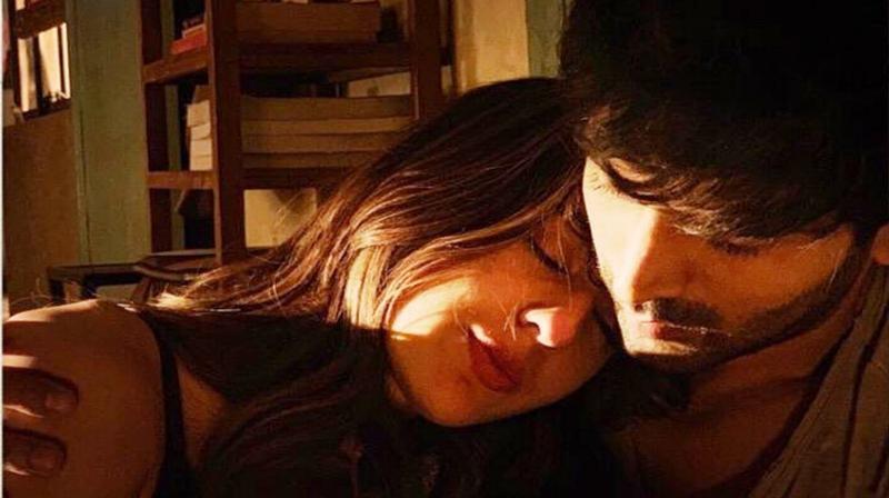 Kartik Aaryan and Sara Ali Khan. (Photo: Instagram)