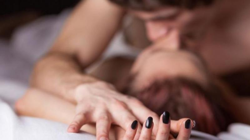 It also added that women have more satisfying sex with a less agreeable partner (Photo: AFP)