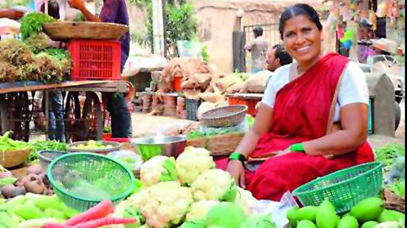 The current sentiment now is spend in India to support local businesses. (DC Photo)