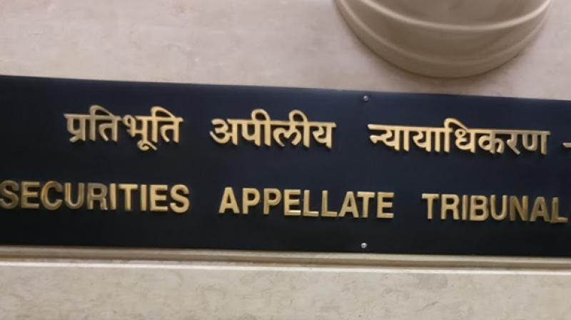 Securities Appellate Tribunal. (Photo- Social Media)
