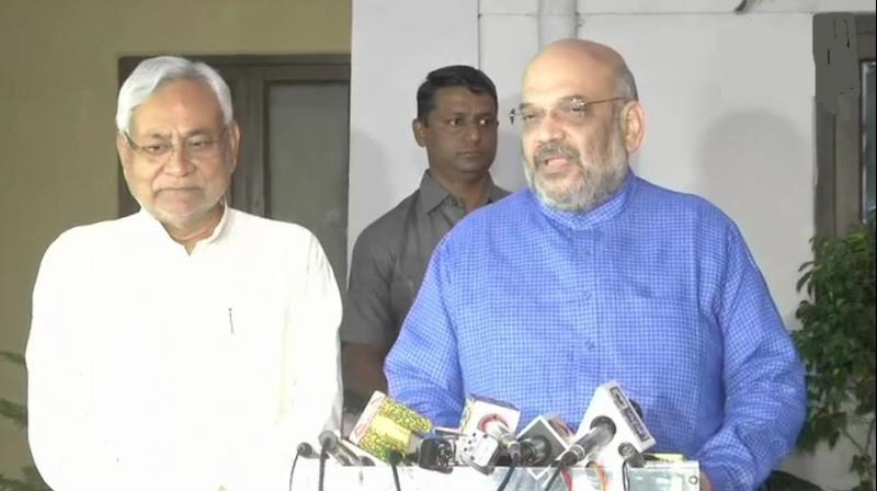 Shah's clarification came as a big relief for all those working behind the scenes to ensure the alliance remains intact. (Photo: File)