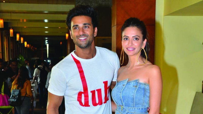 Pulkit Samrat and Kirti Kharbanda