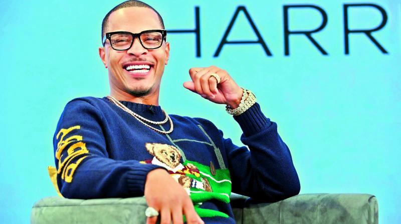 US rapper TI