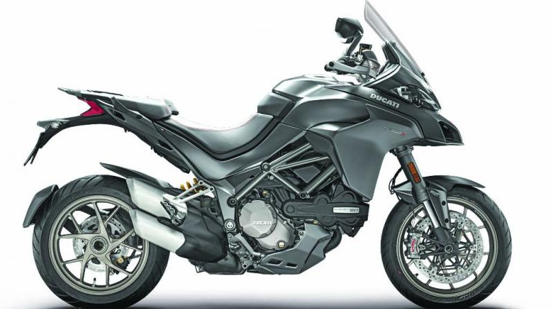 With Multistrada 1260 S, the Ducati has introduced the third generation of its popular Multistrada portfolio, and at first glance, not much has changed.