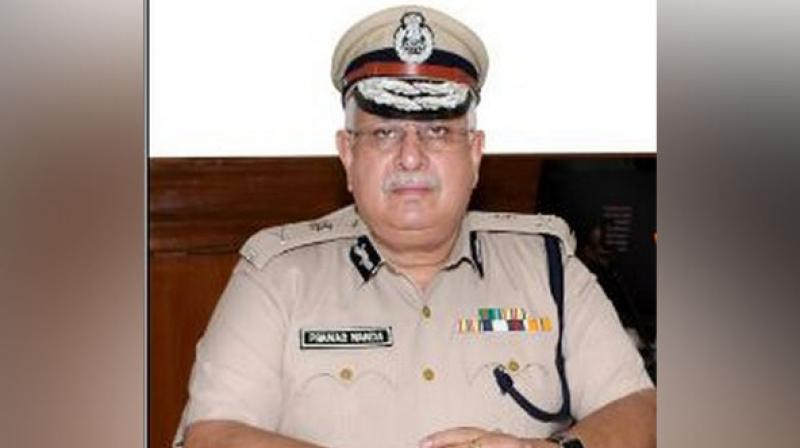 Goa's Director General of Police (DGP) Pranab Nanda passed away in Delhi after suffering a cardiac arrest. (Photo: ANI)