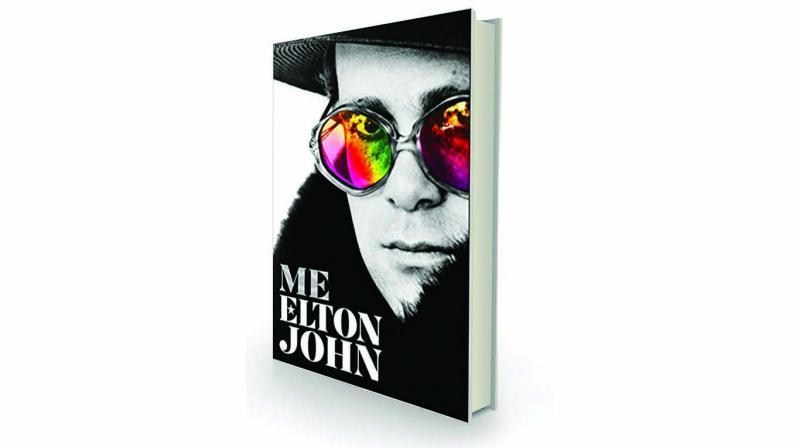 Me, by Elton John Pan Macmillan, Rs 999.