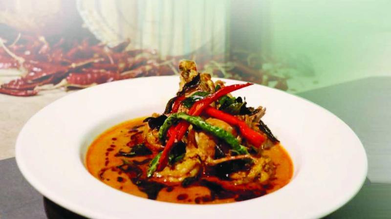 Recipes by Chefs Manula Gayan and Sajid Wimarshana from Movenpick Hotel, Colombo.