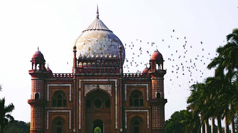 #ThanksMughals recently took over the cyberspace: in a series of tweets, netizens brought out the wonders of the Mughal architecture around Delhi as a way to pay an homage to the remnants of the Mughal Empire.