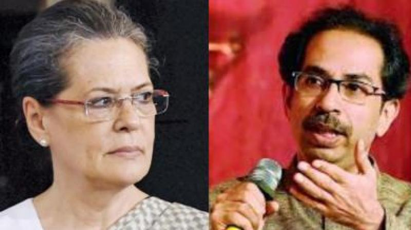Expressing concern over the withdrawal of SPG cover given to Congress president Sonia Gandhi and her children Rahul and Priyanka, the Shiv Sena on Saturday said political differences should be kept aside in such matters and one should not play with anybody's life. (Photo: File)