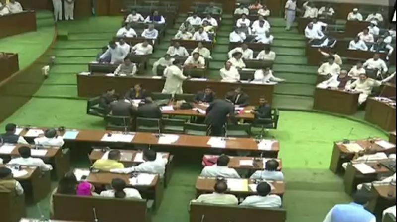 A file image of the Maharashtra Assembly.