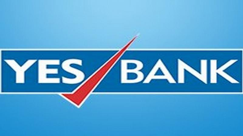 Yes bank. (Image- ANI)