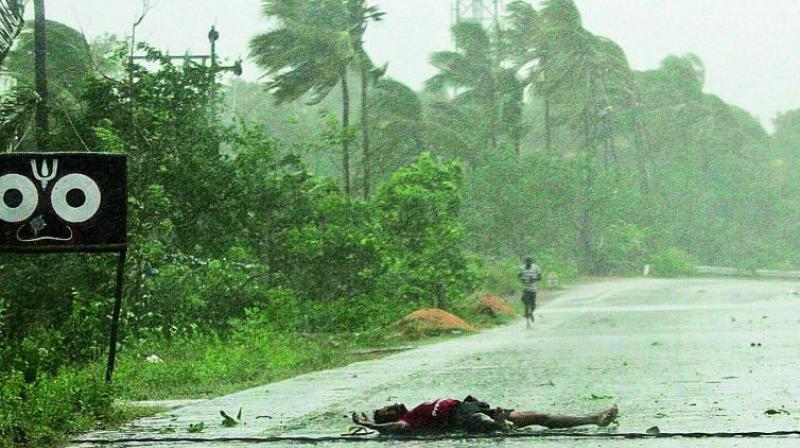 According to the report, Odisha has incurred a huge loss of Rs 11,942 crore. It has also sought a relaxation in disaster assistance norms. (Photo: File | AP)