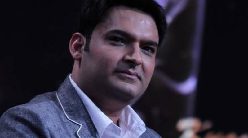 Kapil Sharma was also in the news for his tiff with Sunil Grover.