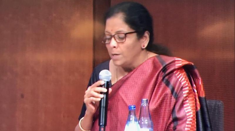 Nirmala Sitharaman spoke on the on-going efforts of Indian Government to counter tax avoidance & evasion, finance ministry tweeted.
