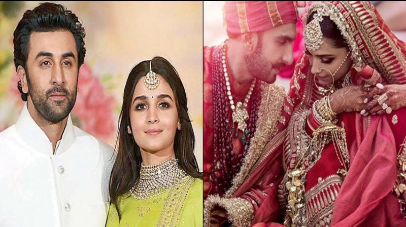Ranbir Kapoor-Alia Bhatt and Ranveer Singh-Deepika Padukone. (Photo: Instagram)