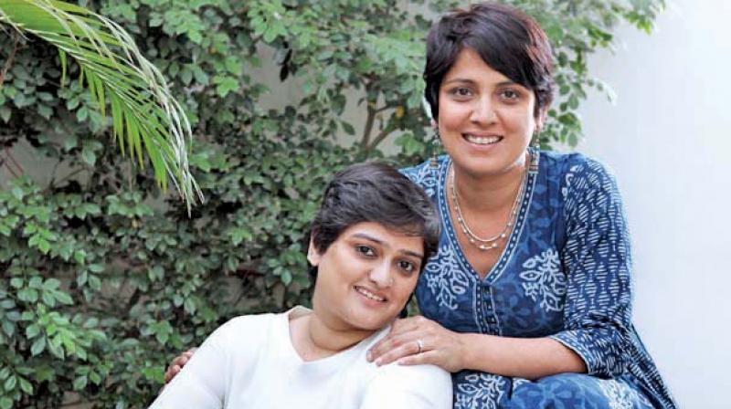 Manisha and Ayesha Desai