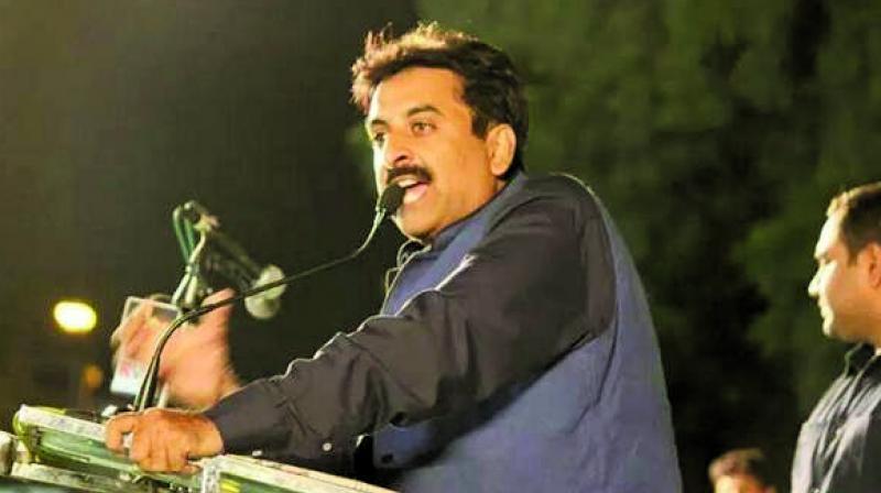 State President and MP Imtiyaz Jaleel