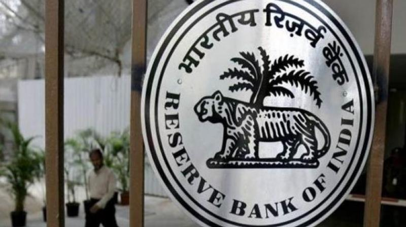The Reserve bank of India (PTI)
