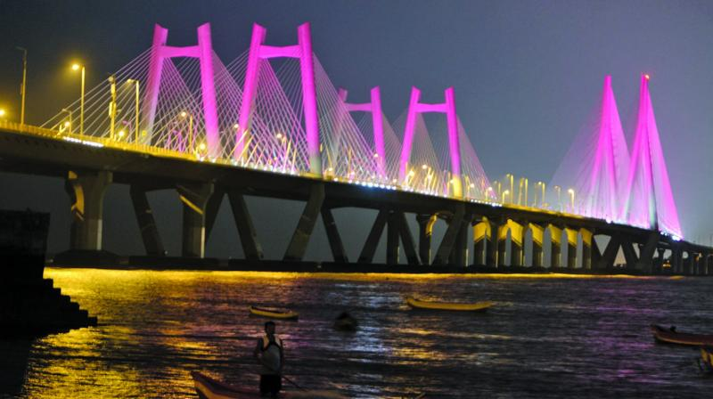 Advance payment could be the reason for lack of bidders for the sea link toll collection.