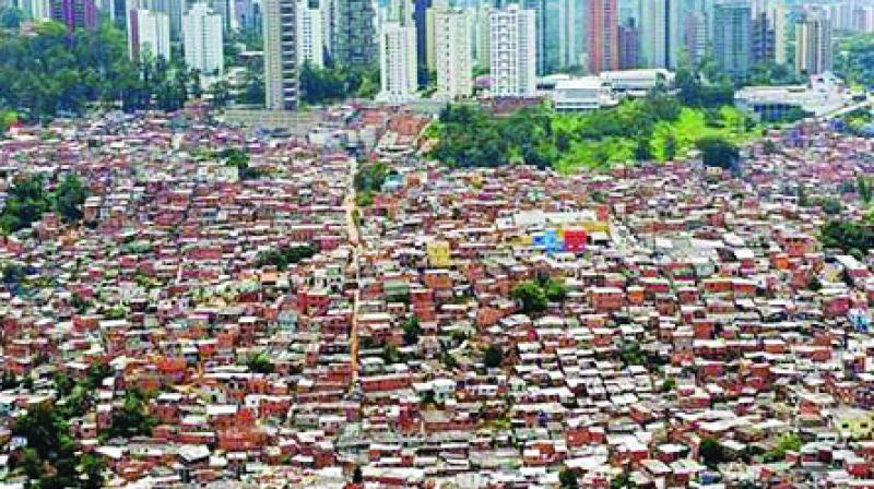 The SRA has approved 1,512 projects, compromising 1,62,502 slum families, since its inception in 1995.