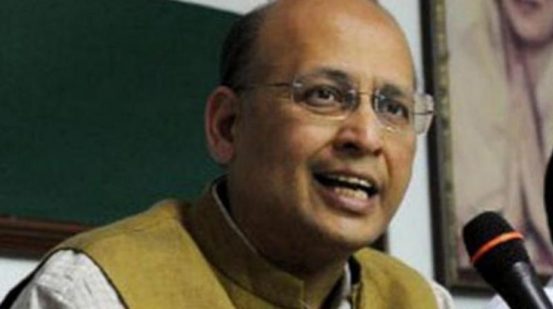 Noting that the 'big brother syndrome' is deeply embedded in this government, Singhvi gave examples where the government tried to intrude into the privacy of its citizens. (Photo: File | PTI)